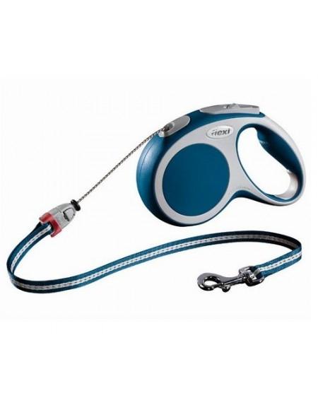 Flexi Vario Smycz linka M 5m niebieska [FL-9221]
