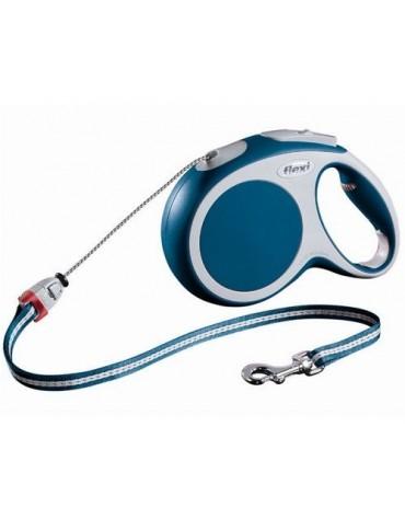 Flexi Vario Smycz linka M 8m niebieska [FL-9429]