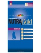 Nutra Gold Holistic Indoor Kitten Cat 3kg