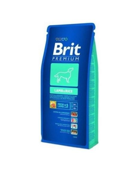 Brit Premium Lamb & Rice 1kg