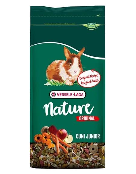 Versele-Laga Cuni Junior Nature Original pokarm dla młodego królika 750g