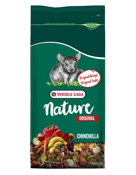 Versele-Laga Chinchilla Nature Original pokarm dla szynszyli 750g