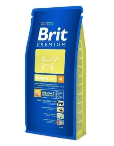 Brit Premium Junior M Medium 1kg