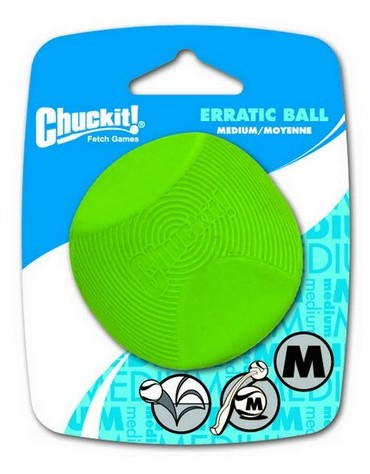 Chuckit! Erratic Ball Medium [201101]