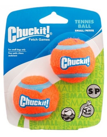 Chuckit! Tennis Ball Small dwupak [7101]
