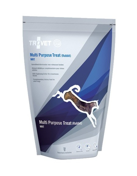 Trovet MRT Multi Purpose Treats Rabbit dla psa 400g