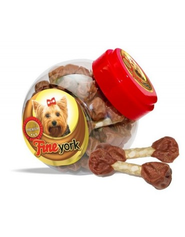 Prozoo Fine York Bone Snack Kaczka 500g [0010888]