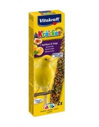 Vitakraft Kracker 2szt Kanarek Owocowy 60g [10612]