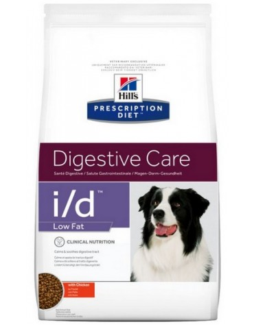 Hill's Prescription Diet i/d Low Fat Canine 1,5kg