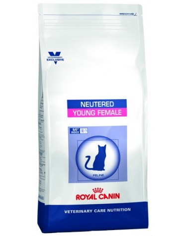 Royal Canin Veterinary Diet Neutered Young Female SW37 400g