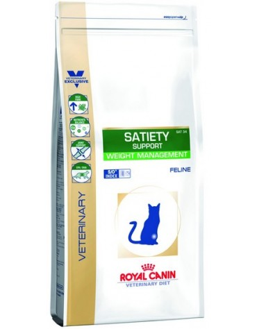 Royal Canin Veterinary Diet Feline Satiety Weight Management SAT34 1,5kg