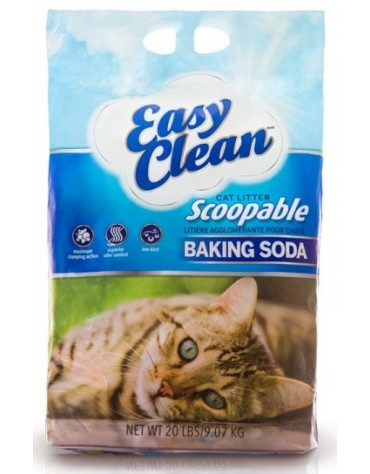 Easy Clean Żwirek Mega sodowy 9,1kg