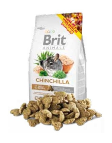 Brit Animals Chinchilla Complete 300g
