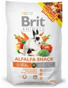 Brit Animals Alfaalfa Snack for rodents 100g
