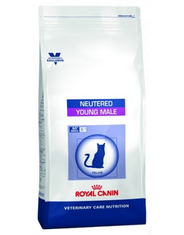 Royal Canin Veterinary Care Nutrition Neutered Young Male 400g