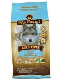 Wolfsblut Dog Cold River - pstrąg i bataty 15kg