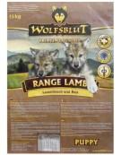 Wolfsblut Dog Range Lamb Puppy jagnięcina i ryż 2kg
