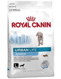Royal Canin Urban Life L Junior karma sucha dla szczeniąt, ras dużych, żyjących w środowisku miejskim 9kg