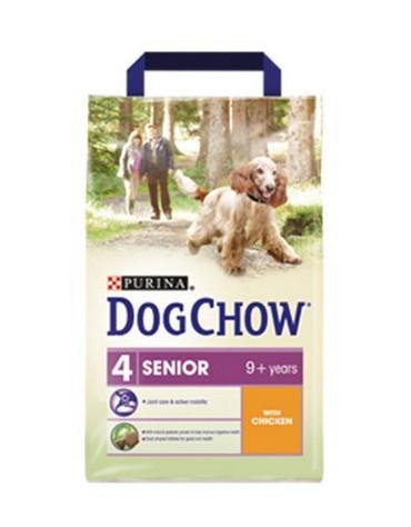 Purina Dog Chow Senior Kurczak 2,5kg