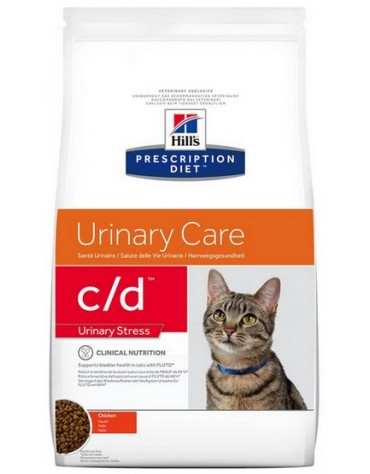 Hill's Prescription Diet c/d Feline Urinary Stress 1,5kg