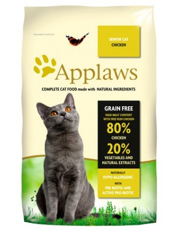 Applaws Cat Senior 7,5kg