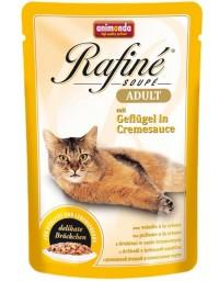 Animonda Rafiné Adult Drób w sosie kremowym saszetka 100g