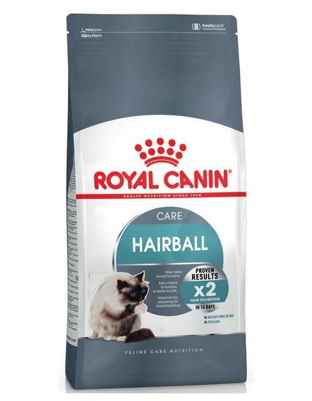 Royal Canin Hairball Care karma sucha dla kotów dorosłych, eliminacja kul włosowych 10kg