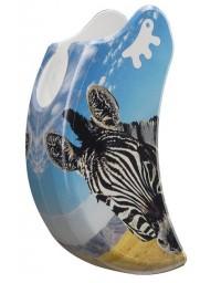 Ferplast Amigo Cover Mini Decor zebra [75880154]