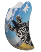 Ferplast Amigo Cover Small Decor zebra [75880254]