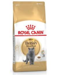 Royal Canin British Shorthair Adult karma sucha dla kotów dorosłych rasy brytyjski krótkowłosy 400g