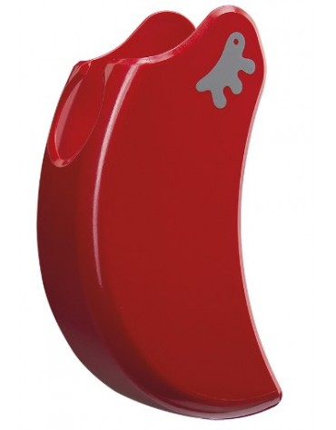 Ferplast Amigo Cover Medium czerwony [75880322]