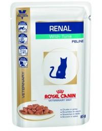 Royal Canin Veterinary Diet Feline Renal Tuńczyk saszetka 85g