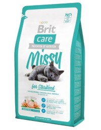 Brit Care Cat New Missy For Sterilised Chicken & Rice 7kg