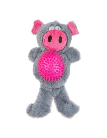 Fluffy Piggy