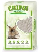Chipsi CareFresh Pure White 10L - ściółka biała