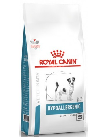 Royal Canin Veterinary Diet Canine Hypoallergenic Small 3,5kg