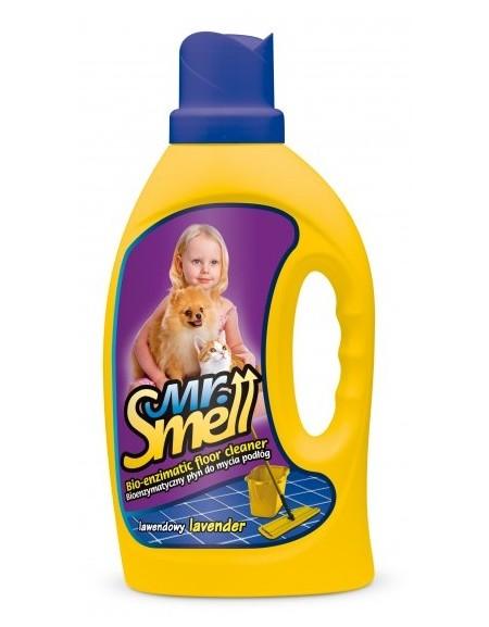 DermaPharm Mr. Smell Płyn do mycia podłóg lawendowy 1L