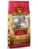 Wolfsblut Dog Blue Mountain dziczyzna i owoce leśne 500g