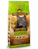 Wolfsblut Dog Dark Forest dziczyzna i bataty 2kg