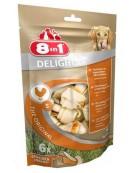 8in1 Delights Bones S torebka 6szt