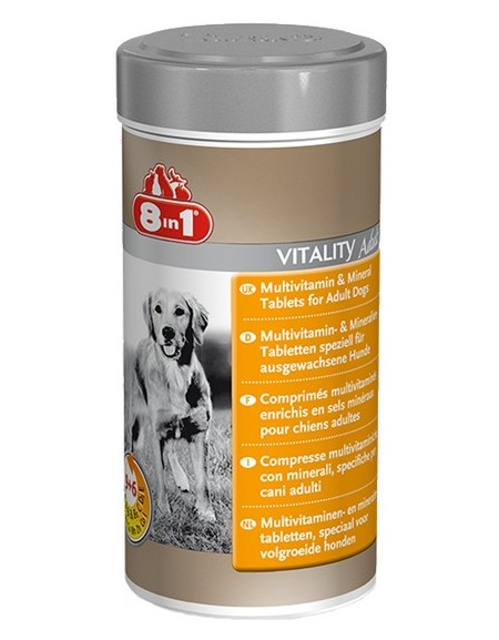 8in1 Multi Vitamin Adult 70tabl.