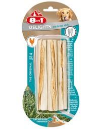 8in1 Dental Delights Sticks 3szt