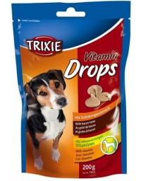 Trixie Dropsy o smaku szynki saszetka 200g [31633]