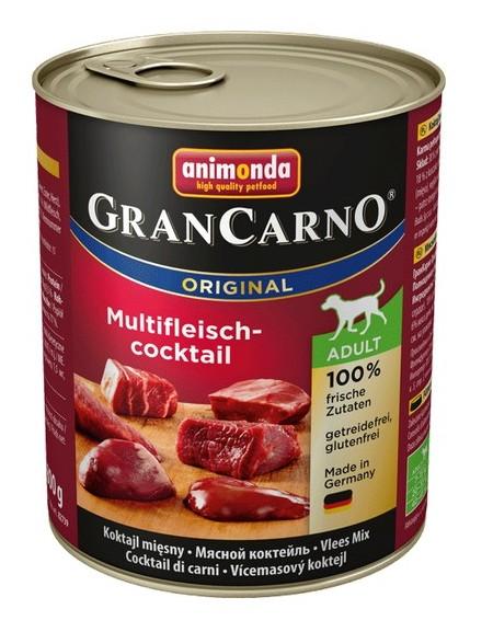 Animonda GranCarno Adult Multifleisch Mix Mięsny puszka 800g