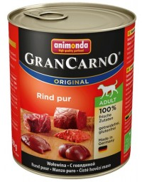 Animonda GranCarno Adult Rind Wołowina puszka 800g