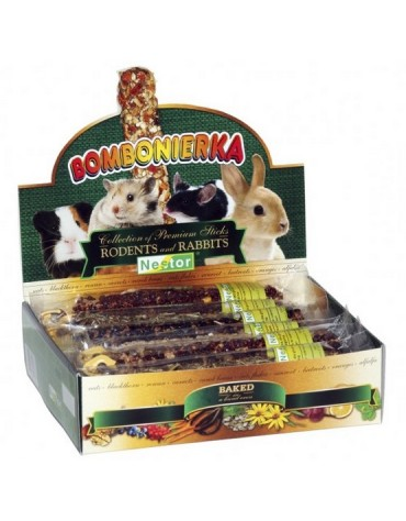 Nestor Bombonierka Premium dla gryzoni i królików