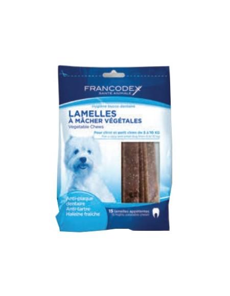 Francodex Paski Dental Small 15szt 224g [FR172364]