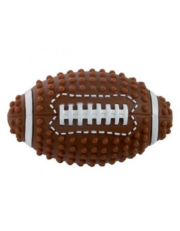 Zolux Zabawka winylowa piłka do rugby 10,5cm [480774]