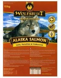 Wolfsblut Dog Alaska Salmon - łosoś i ryż 2kg
