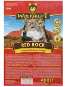 Wolfsblut Dog Red Rock kangur i bataty 15kg